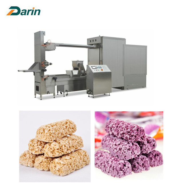 oat meal chocolate bar machine