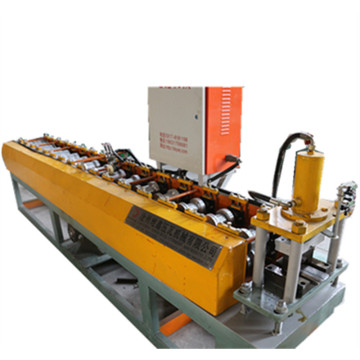 Russia's iron fence roll forming equipment