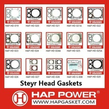 Best Price for for Truck Head Gasket Steyr Head Gaskets export to Nigeria Importers