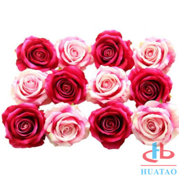 Rose Flower Artifical Flower Wall For Decor