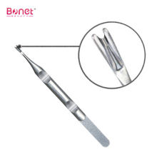 Multi-fonction Nail File With Cuticle trimmer