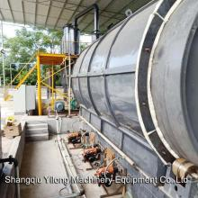 Tire Pyrolysis Oil Process