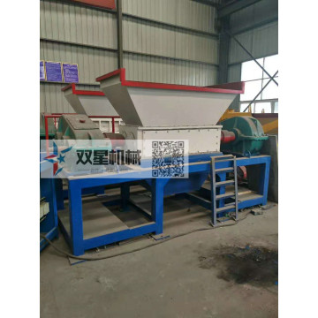 Rubber shred biaxial shredding machine for sale