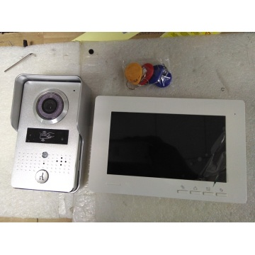 7 inch Night Vision Colour Video Door Phone