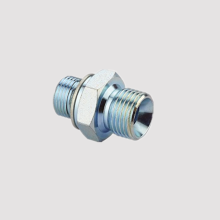 Hot sale for Hydraulic Adapters BSP male 60 seat-metric male 60 seat adapters export to Mayotte Supplier