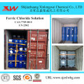 Ferric Chloride 40% FeCl3 For Water Treatment