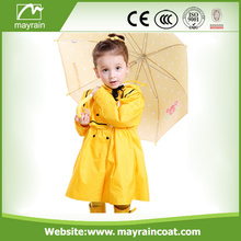 Reuse Polyester Child Rain Coat
