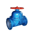 Manually FEP Fluorine Lined Diaphragm Valve