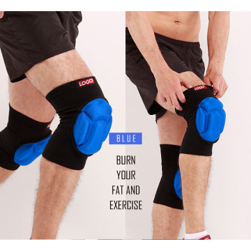 High elastic motion knee brace