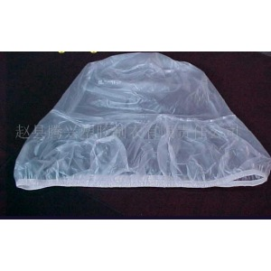 Reusable PVC hood rain cover