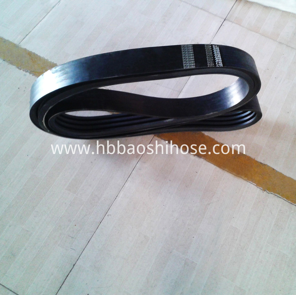 Rubber Transmission V-band
