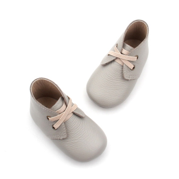 Wholesale Leather Durable Ankle Unisex Baby Boots Winter