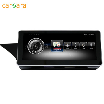 Mercedes W212 Android Display10-12