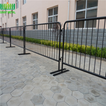 Stainless Steel Road Traffic Barrier Crowd control barrier