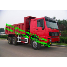 China for Side Dump Mining Cars All Wheel Drive Styer Axle 6x6 Dumper Truck export to Chile Factories