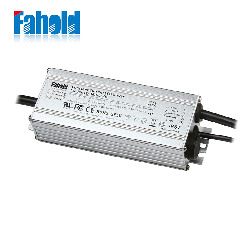 Dimmable Aluminium LED Driver