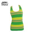 Gym Singlets Custom Plain Print Fitness Tank Top For Men Wholesale Price