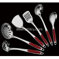 Non-Stick best Stainless Steel Spatula Set with Silicone