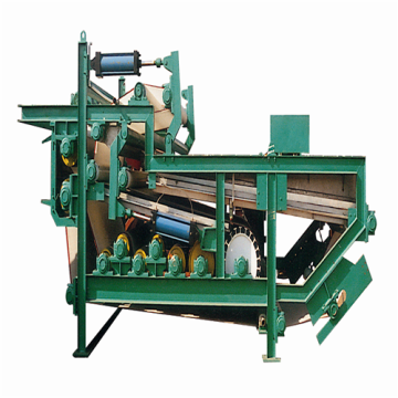Short Lead Time for Waste Water Treatment Equipment Belt filter press machine supply to United States Factory