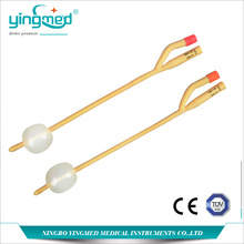 China Gold Supplier for for Single-Use Urine Catheter Disposabel Female 2-way Foley Catheter export to Afghanistan Manufacturers