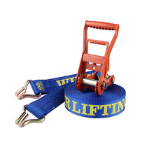 High Quality for Mini Ratchet Strap 6 Ton Heavy DutyRatchet Tie Down Strap export to Afghanistan Importers