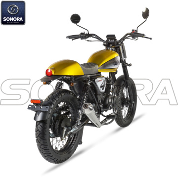 MASH DIRT TRACK 50cc GOLD Body Kit Engine Parts Original Spare Parts