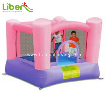 Small bounce indoor inflatable for kids