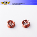 Customize any size wire thread inserts for plastic