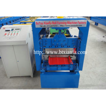 Selflock Metal Roll Forming Machine Popular in Ghana