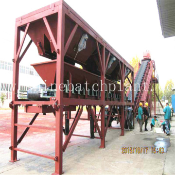 90 Wet Ready Mobile Concrete Batching Plant