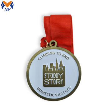 Colors victory custom award medals