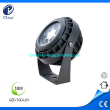 18W IP65 waterproof led flood light fixture