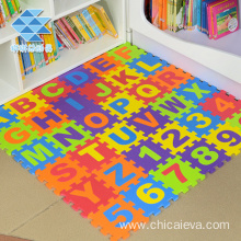 China for EVA Playing Puzzle Soft non-toxic Eva foam sheet puzzle mat supply to Italy Exporter