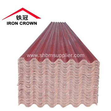 MGO Roofing Sheet Better Than Iron Roof Sheet
