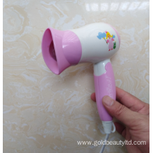 Easy Safety Operating Functional Kids Using Hair Dryer