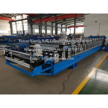 Stand Type Double Layer Roll Forming Machine