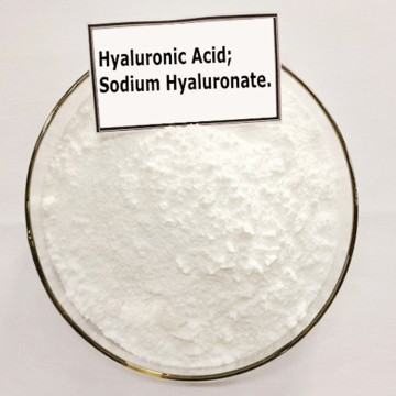 Low molecular hyaluronic acid powder price food grade