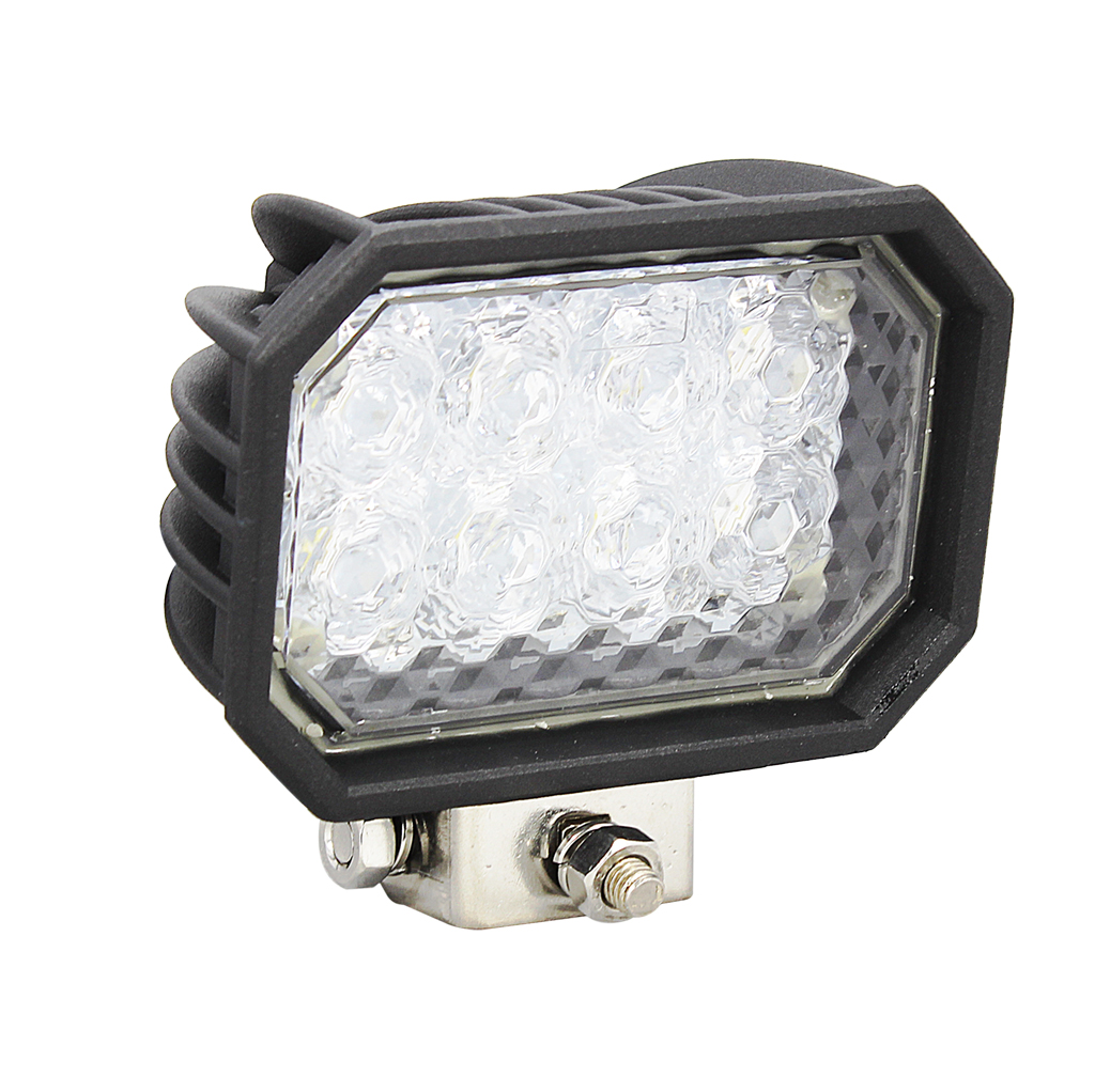 Refitted Vehicle Work Light