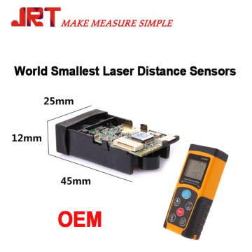 40m Laser Range Measurement Sensors