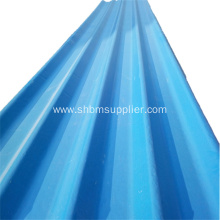 Waterproof Glazed Magnesium Oxide Roofing Panels
