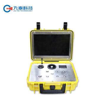 Sewer Pipe Remote Visual Inspection Zoom Camera