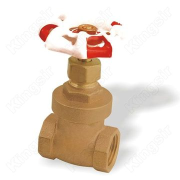 Brass Screw Nut Gate Valves