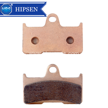 ATV Brake Pads EBC FA344 For Yamaha YFM660