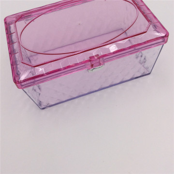 jewelry storage plastic boxes with dividers