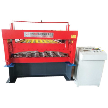 CE Certificated Profile Container Panel Forming Machine