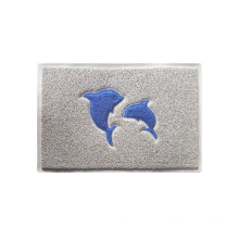 Home decoration Use lovely dolphin coil mat