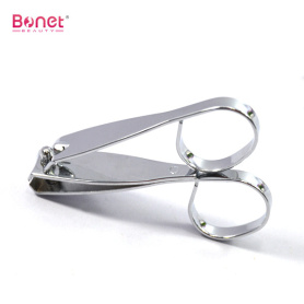 Scissor Style Handle Anti-Slide Nail Clipper
