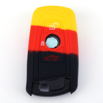 Remote BMW E46 Silicone Key Cover For Car
