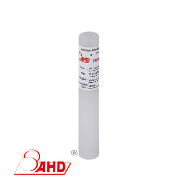 High Melting Point Thickness 15-200mm Polypropylene PP Rod