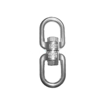 Swivel D Shackle For ATV Trailers